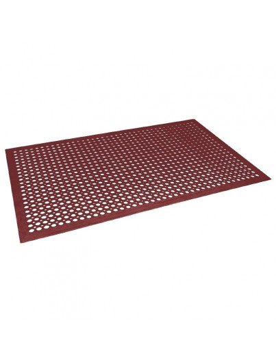 TAPIS EN CAOUTCHOUC ANTI-FATIGUE