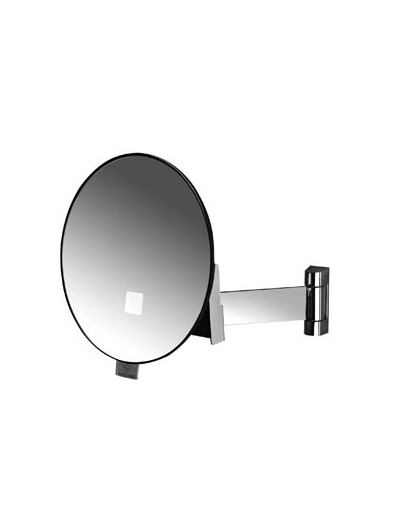 MIROIR GROSSISSANT LUMINEUX ECLIPS ROND JVD