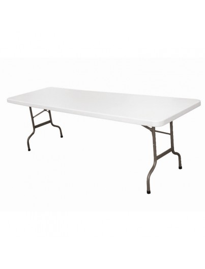TABLE PLIANTE PAR LE CENTRE