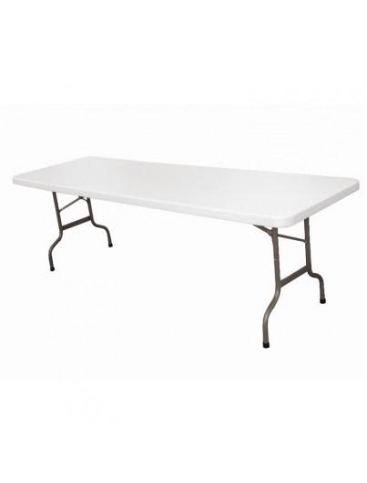 TABLE PLIANTE PAR LE CENTRE
