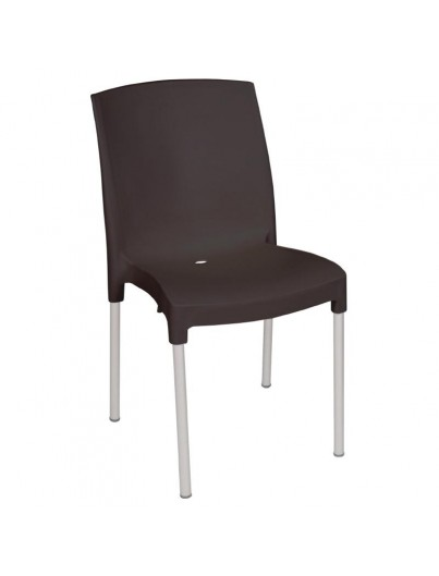 CHAISE BISTRO EMPILABLE le lot de 4