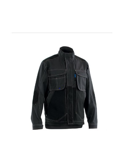 BLOUSON CRAFT WORKER GRIS CHARCOAL/ NOIR