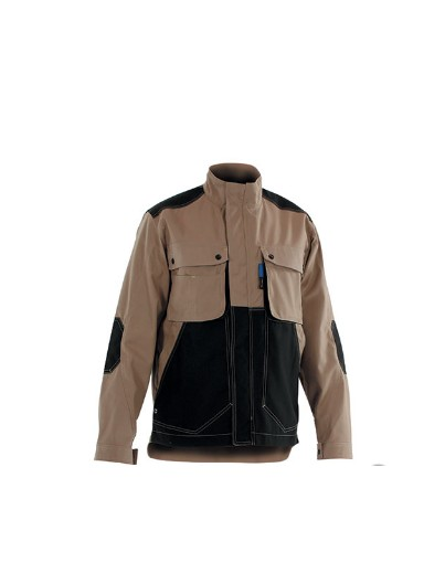 BLOUSON CRAFT WORKER  SAVANE / NOIR