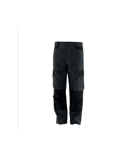 PANTALON CRAFT WORKER  GRIS CHARCOAL / NOIR