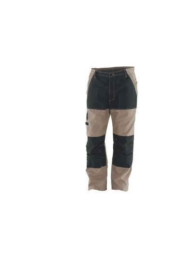 PANTALON RENFORCE  CRAFT WORKER  SAVANE / NOIR