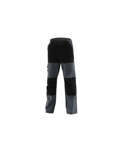 PANTALON RENFORCE  CRAFT WORKER  GRIS CONVOY / NOIR