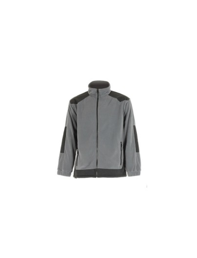 VESTE POLAIRE CRAFT WORKER GRIS CONVOY/ NOIR