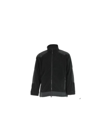 VESTE POLAIRE CRAFT WORKER NOIR/ NOIR