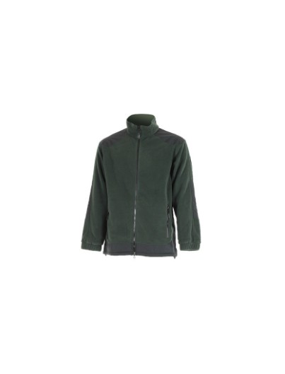 VESTE POLAIRE CRAFT WORKER BRONZE/ NOIR