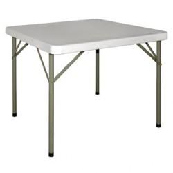 TABLE PLIANTE CARRÉE STANDARD