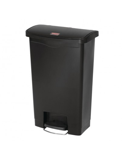 poubelle ronde 50l toutequip direct. Black Bedroom Furniture Sets. Home Design Ideas