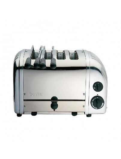 TOASTEUR  2x2 COMBI 4 TRANCHES