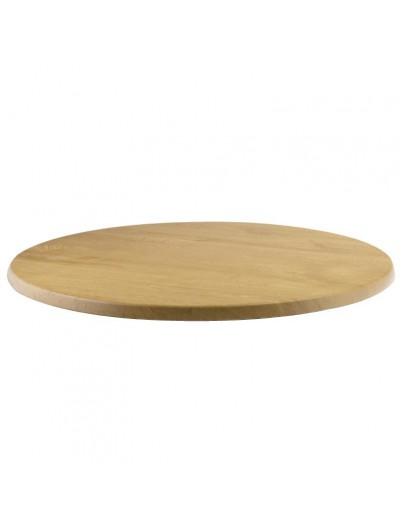 PLATEAUX DE TABLE RONDS CONTEMPORAINS