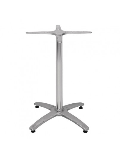 PIED DE TABLE EN ALUMINIUM