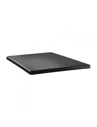 PLATEAU DE TABLE CARRE CLASSIC LINE  80/80cm