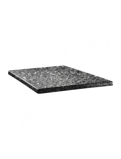 PLATEAU DE TABLE CARRES CLASSIC LINE 70/70cm