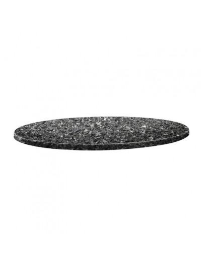 PLATEAU DE TABLE ROND CLASSIC LINE (70dia)