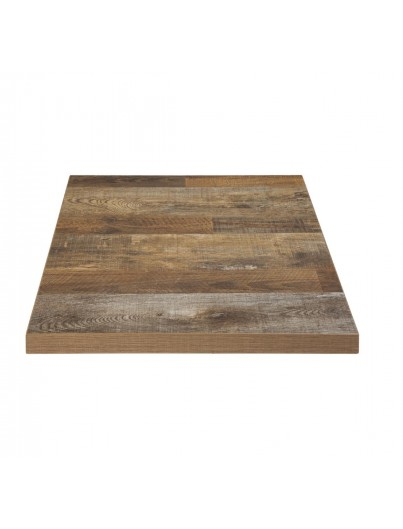 PLATEAU DE TABLE CARRE  70/70/50cm